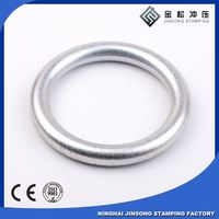 silicone Metal o ring clear silicone o-ring metal pall ring