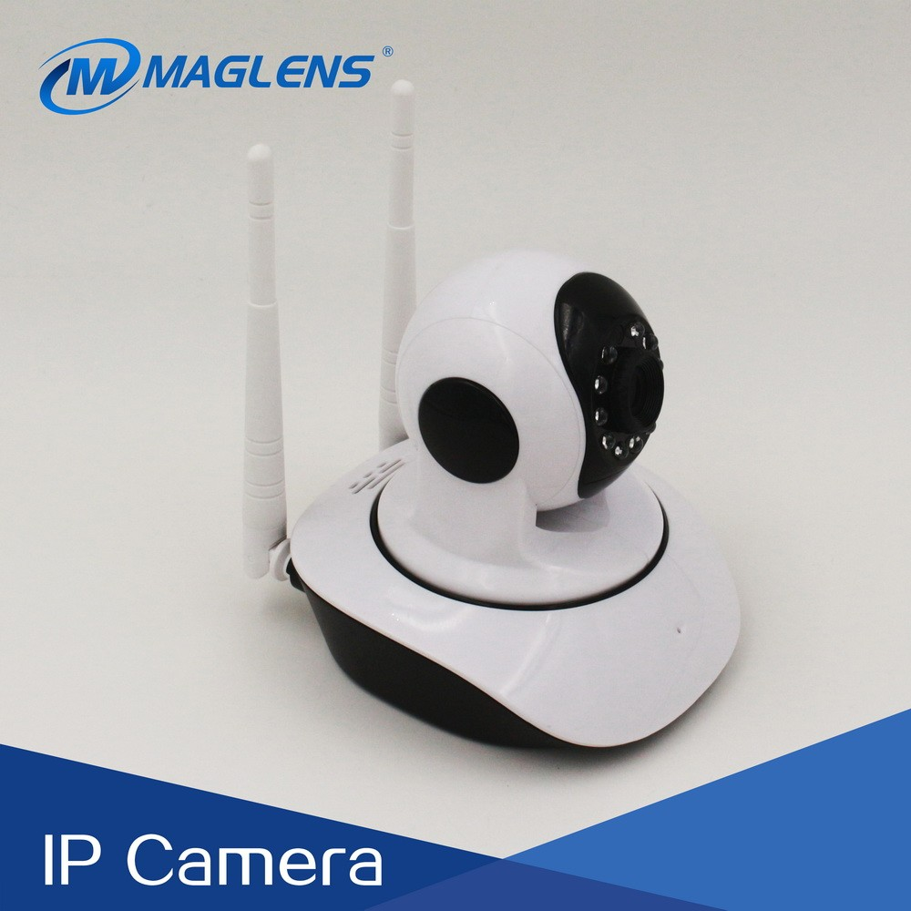 1.0 Megapixel Effective Pixels 720p Max. Image Resolution HI3518E; ZHIYUAN CPU baby monitor ip wifi camera with audio
