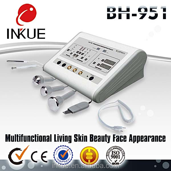 BH-951 remove melanin facial cleaning machine ultrasonic skin scrubber