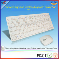 usb mini wireless gaming keyboard and mouse combo