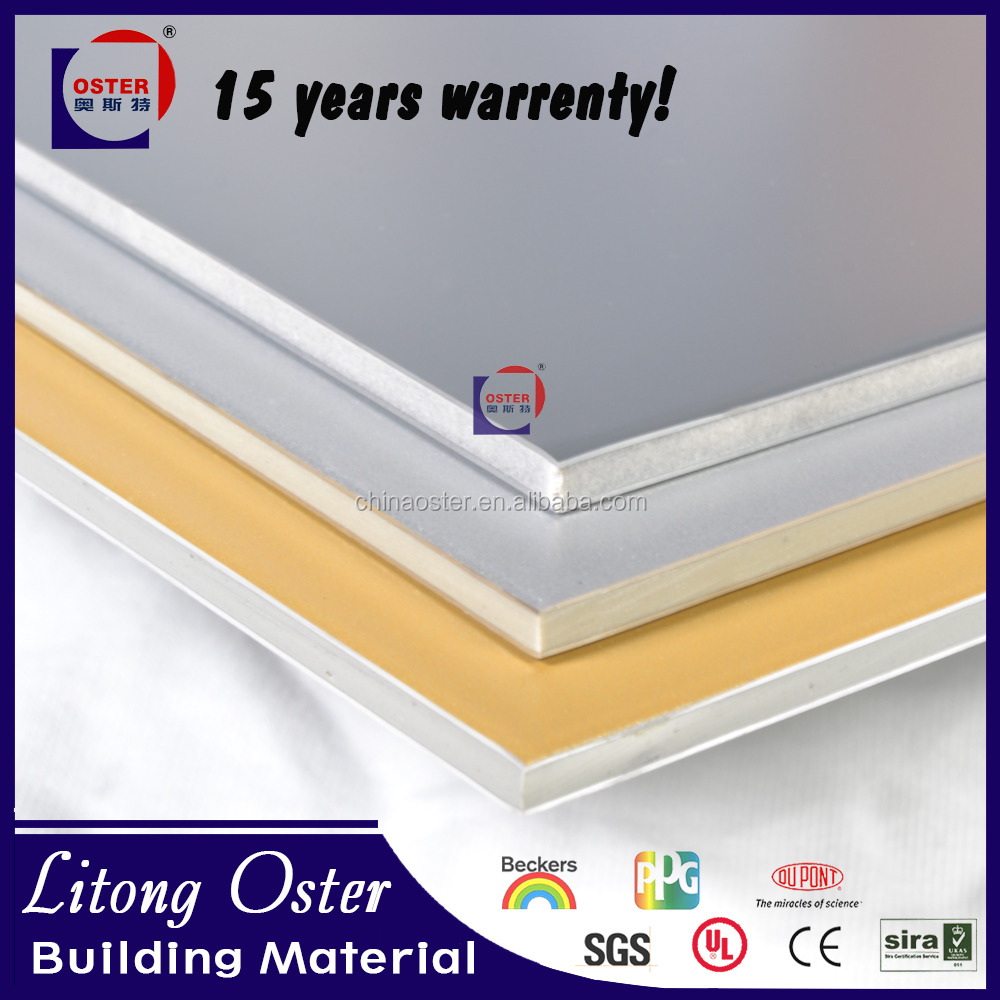 FIRE PROOF ACM/ACP ALUMINUM COMPOSITE PANEL