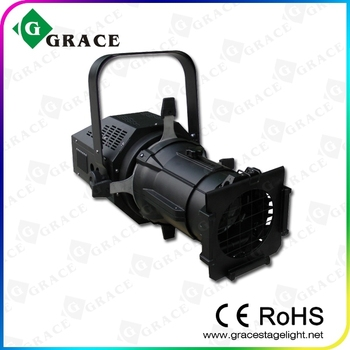 200W 3200K 3CH LED Profile Spot Ellipsoidal