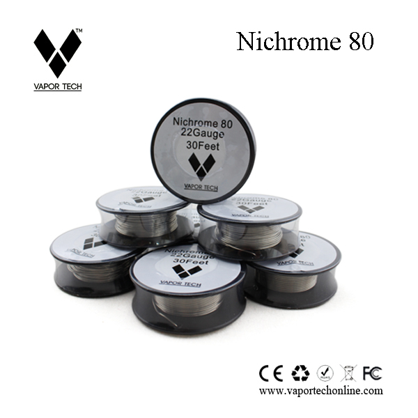 Vapor Tech 26g Nichrome 80 Wire Best Nichrome Wire Price Flat ...