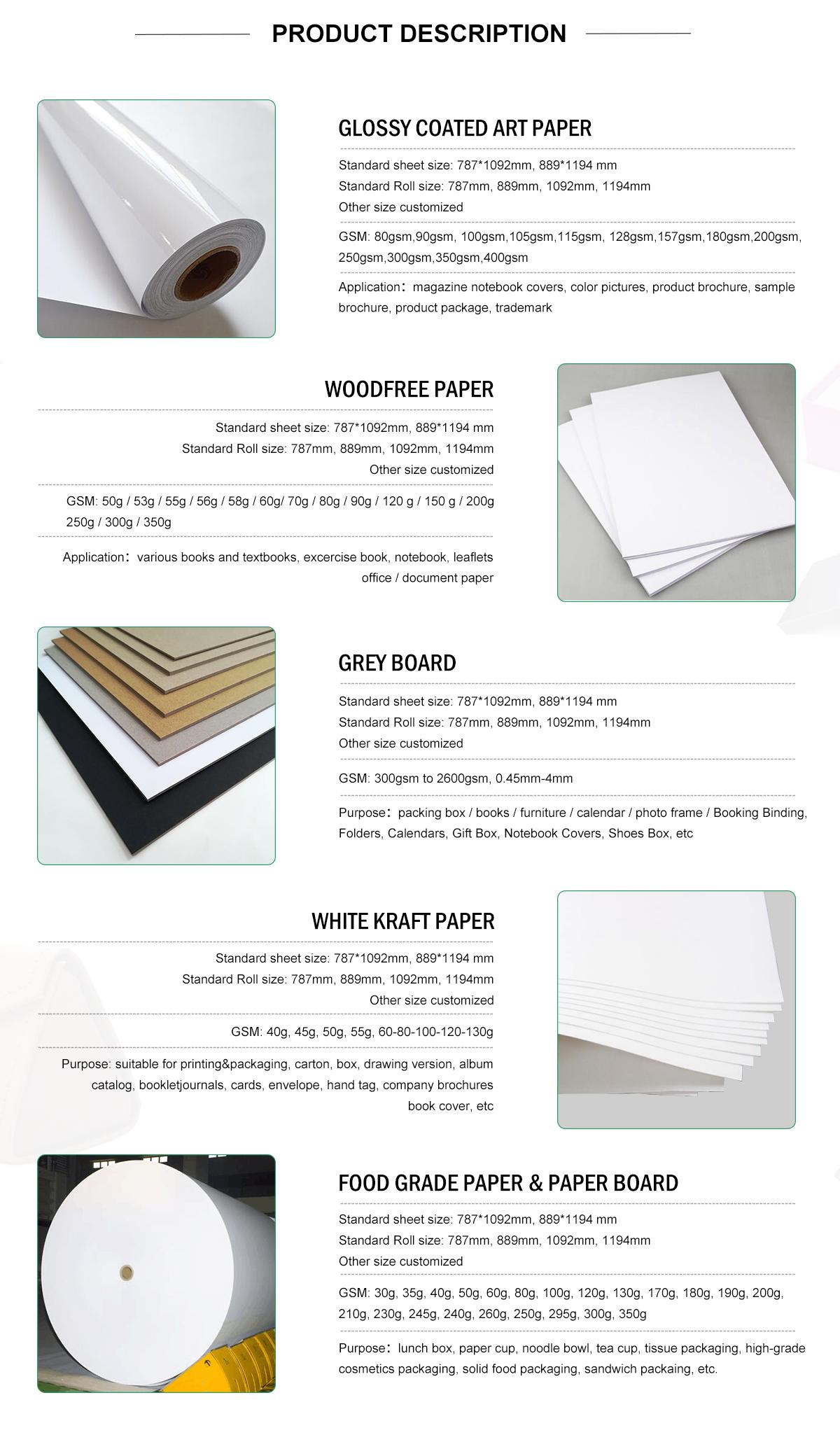 Guangzhou Aper Co Ltd White Bond Paper Offset Printing Kertas Foto E Print Glossy Alumunium Pack 200gsm Why Choose Us