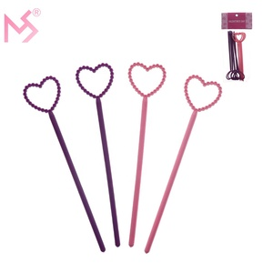 valentine's day mini heart-shaped fairy wands wholesale