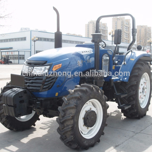 agricultural machine 90hp 4WD electric farm tractor