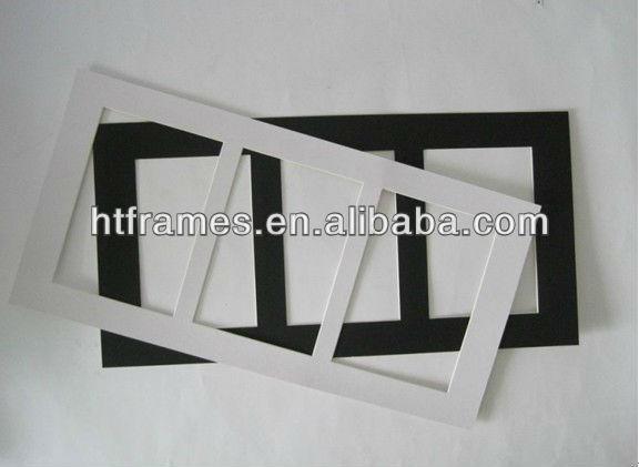Custom Do Cut Cream Heart Shape Frame Mat Buy Heart