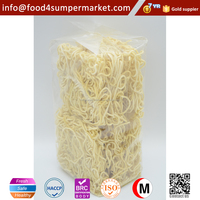 Halal noodles malaysia soup style dried egg noodle 400g