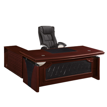 High Quality Executive Office Table Design New Design Office Desk In Wood