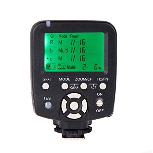 Yongnuo YN560-TX Wireless Flash Controller and Commander for YN-560III YN-560TX YN560TX Speedlite for Canon DSLR Cameras