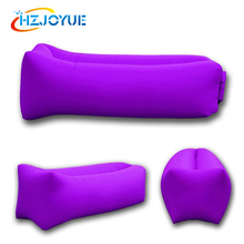 Favorable Price Cheap Outdoor Inflatable Lazy Sofa / Bed/ Air Filled Furniture Lounge Air Laybag Lounger