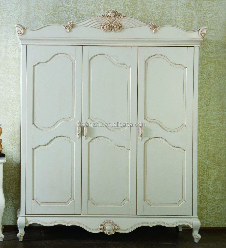 French Style And Country Style Wardrobe