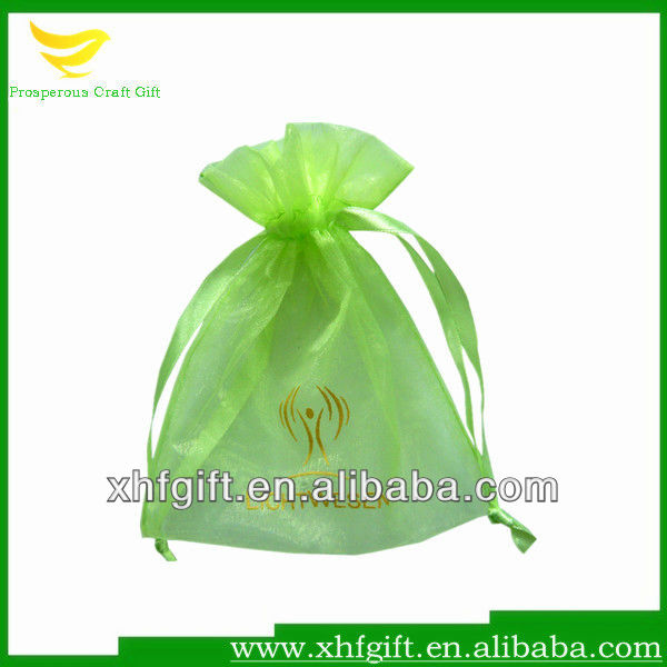 Gift bag manufacture gift organza pouch bags wholesale for jewelry,candy,cosmetic