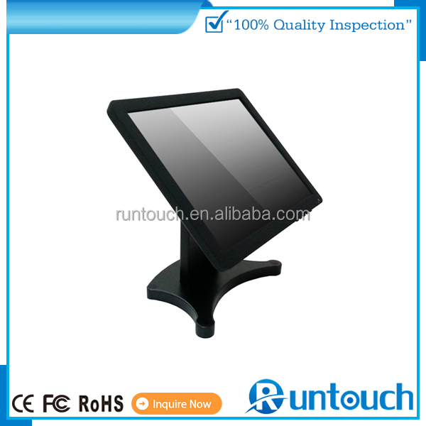 Runtouch RT-1700 whole set square lcd monitor 17 inch usb touchscreen Monitor