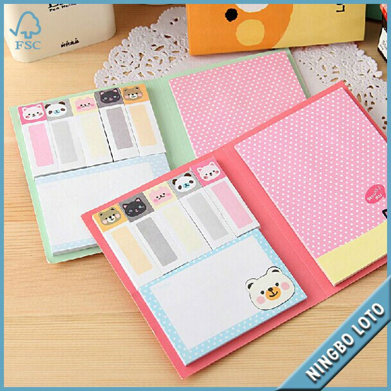 High quality promotional custom note pad
