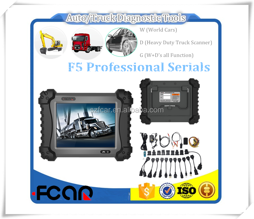 Multi languages Diagnostic Tool For American and Europe 12v and 24v