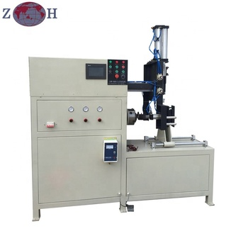 Automatic Flat Wire Welding Transformer Hollow Core Coil Winding Machine  From China - Buy Welding Transformer Hollow Core Coil Winding