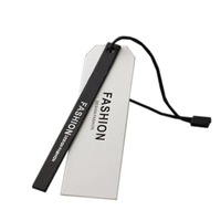 fancy quality garment new hang tag promotion price