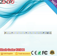 6w 10w 110v 220v input voltage constant current integrated LED board double color dimming square linear light ac light