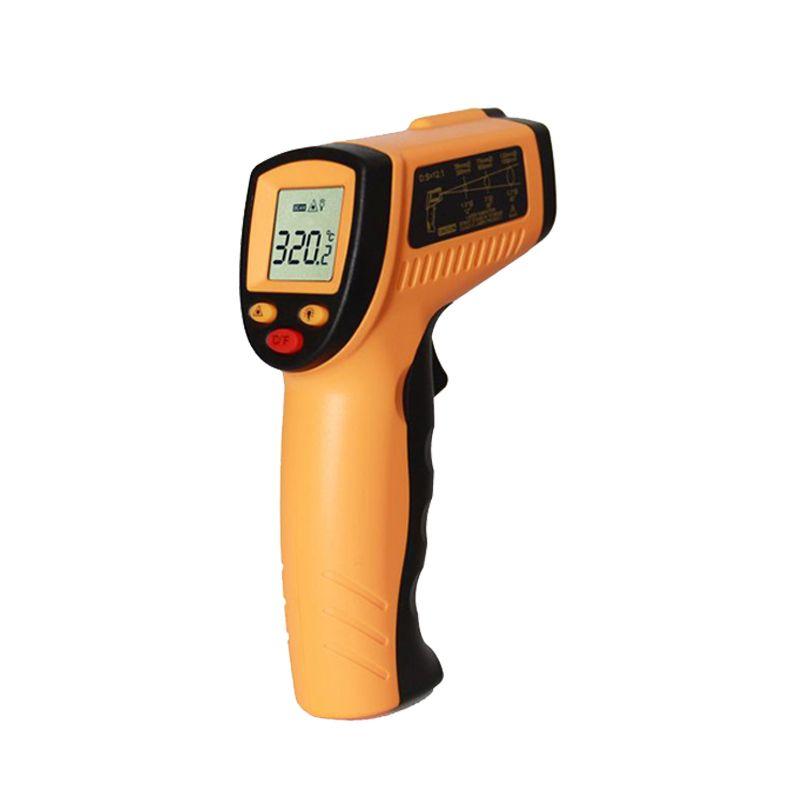 super cheap infrared thermometer WH320 measure temperature - KingCare | KingCare.net