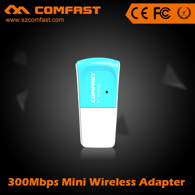 Best Buy COMFAST CF-WU825N Realtek 300mbps Wireless Wifi Adapter for Smartphone