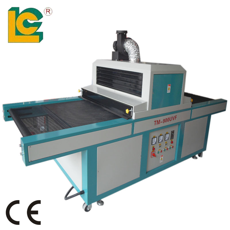 Favorable Price Plane UV Curing Machine for Plastic or electronic Products
