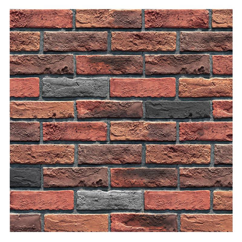 Decorative Thin Facing Brick Red Wall Brick - Buy Red Wall Brick