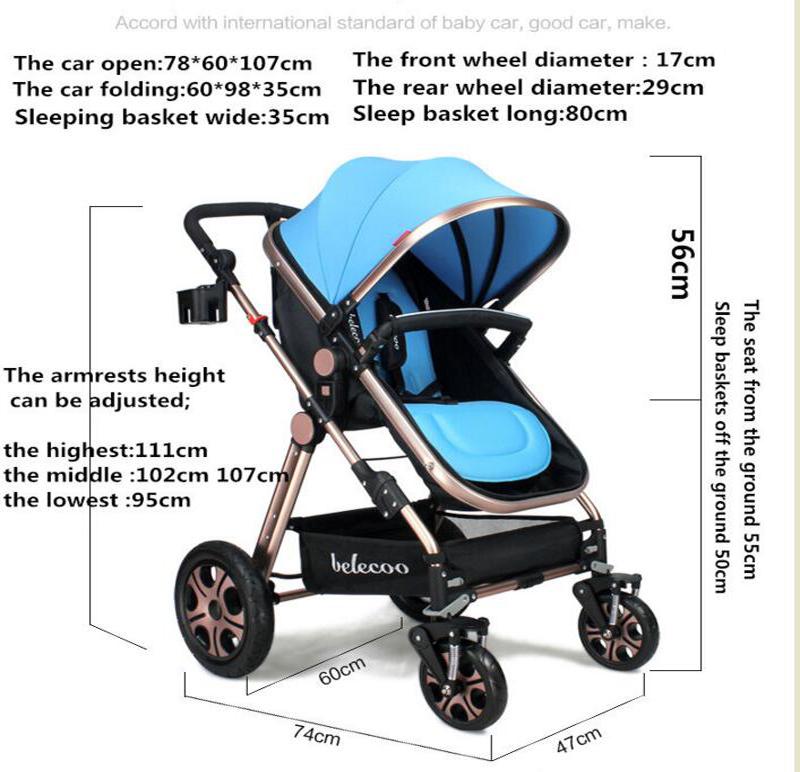pram b b nouveau n enfant voiture transport voyage poussette chariot pliant ebay. Black Bedroom Furniture Sets. Home Design Ideas