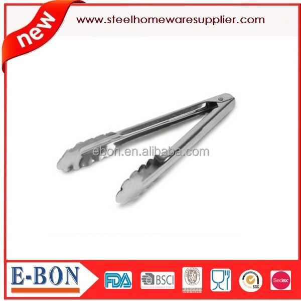 Promotional Stainless Steel Ice Tong