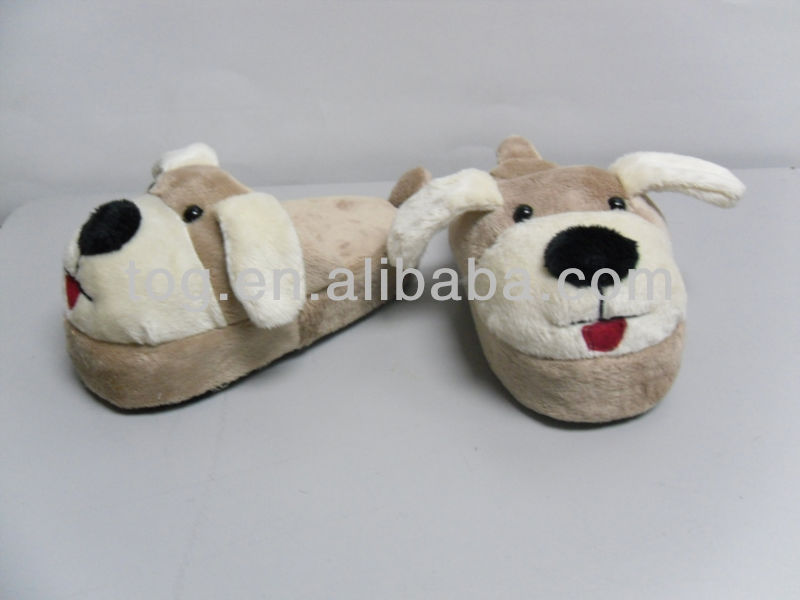 Funny Plush Animal Dog Child Adult Slipper Manufacturer Buy Cute Animal Soft Dog Slippers Animal Bedroom Dog Slippers Animal Slippers For Adults Product On Alibaba Com