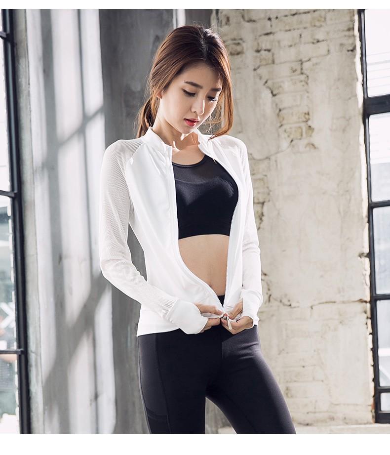 High Quality Long Sleeve Jacket 4