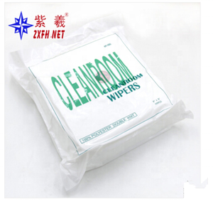 2019 Cell Phone Cleaning Cloth Lint Free Wipes Industrial Cleanroom Wiper Microfiber Cleanroom Dustless Class