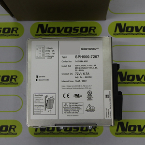 Power supply DG6-05101-3G ORDER NO 15 2946 529 MGV Stromversorgungen GmbH  250 VE 02 304-100-200 MGV Stromversorgungen GmbH PH100