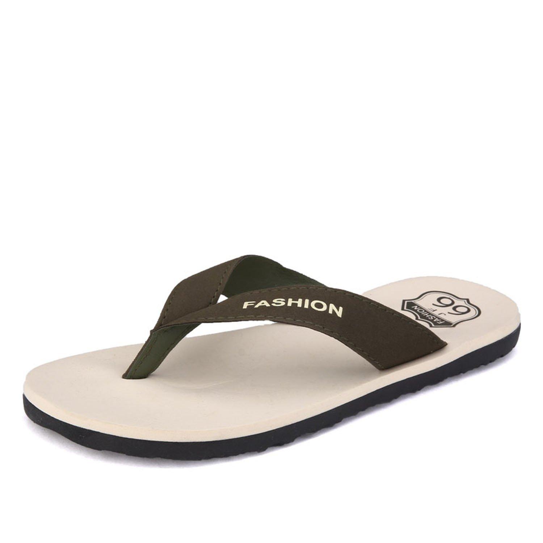 f19878e5e1d7c Men Slippers 2018 Summer Casual Flip Flops Men Flat Summer Slipper Shoes  for Men Fashion Flip