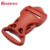 China promotional plastic double adjust curved side quick release buckles for bags and luggages
