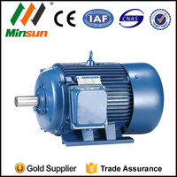 Y Series Three-Phase AC universal electric motor 3hp for machinery
