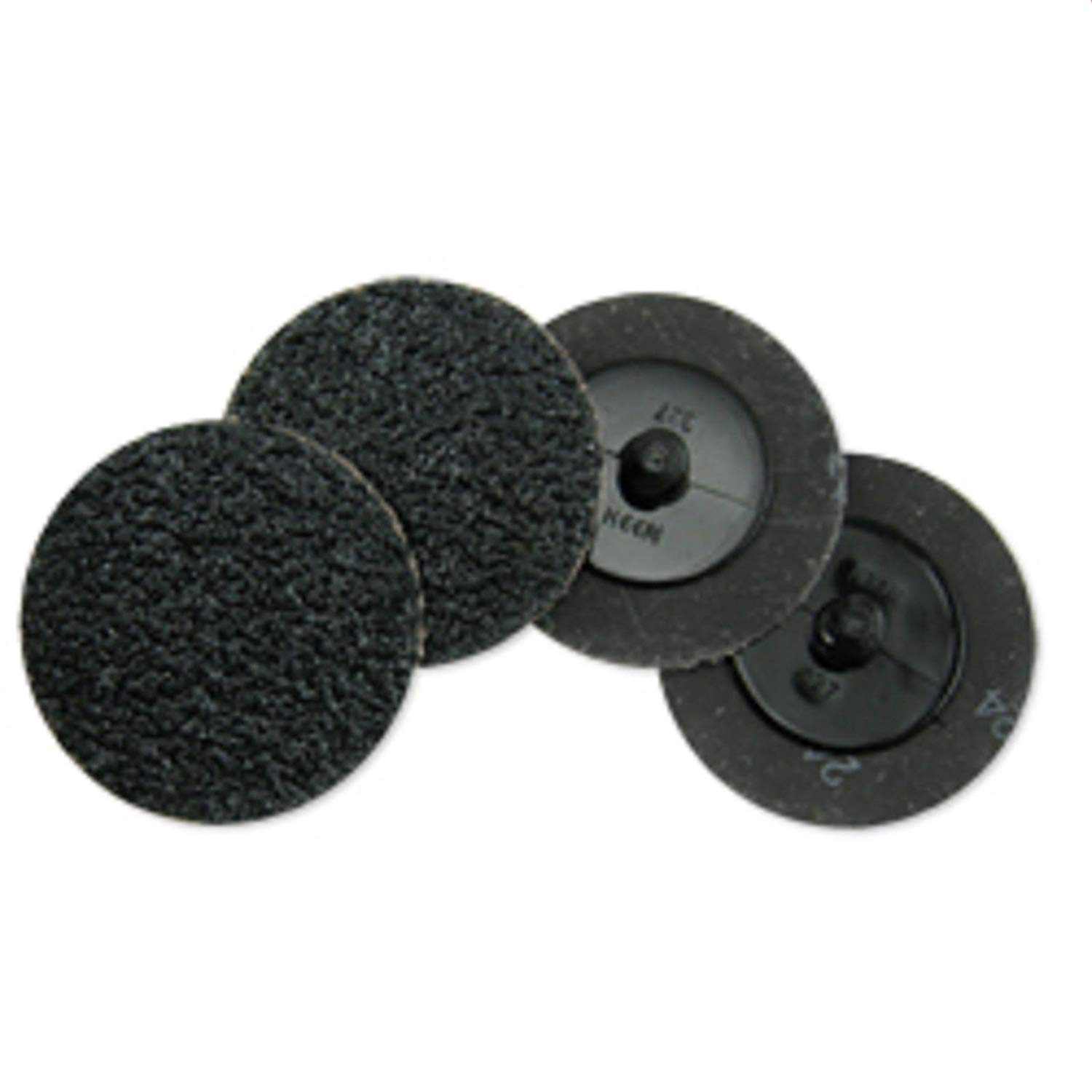 "ESKALEX>>50 Silicon Carbide Sanding Discs 3"" 24 Grit Grinding Sandpaper Wheel And 50 New Silicon Carbide Sanding Discs Picture for reference only 3"" 24 Grit Silicon carbide resin bonded"