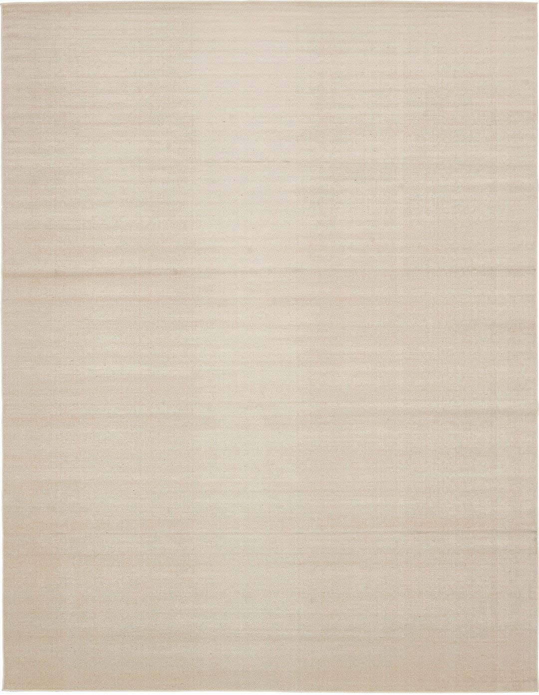 A2Z Rug Modern Caen Collection Rugs Beige 10' x 13' -Feet Area rug