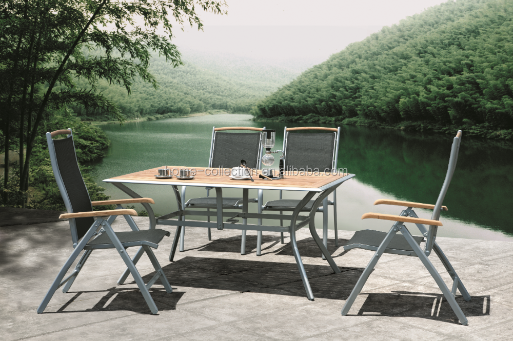 Wholesale Outdoor Patio Furniture Sling Comfortable Restaurant Chair