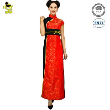 Di Buona Nuovo Cheongsam 2018 Qualità Vestito Cinese Tradizionale pMVLSUqGz
