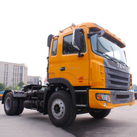 Top brand 8.9L Fast transmission 6*4 JAC tractor truck/prime mover/tractor head truck with low price
