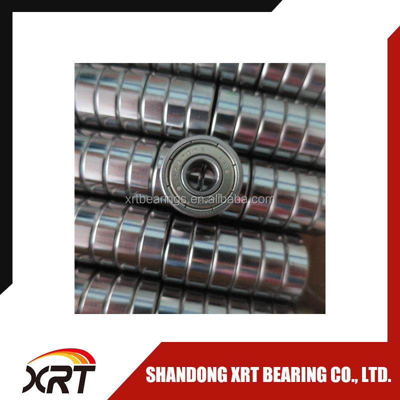 Professional Skateboard Bearing Deep Groove Ball Bearing 608ZZ With Best Price Made in China 8*22*7mm