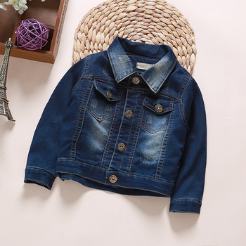 73c7dd3ce5e71 Z91692A New fashion design kids denim coats stylish jeans jackets