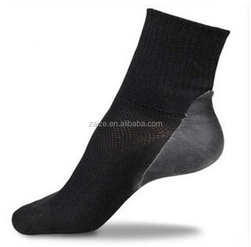 Gel Heel Socks Moisturizes Cracked dry Heels Soft Foot Care Spa silicone heel socks