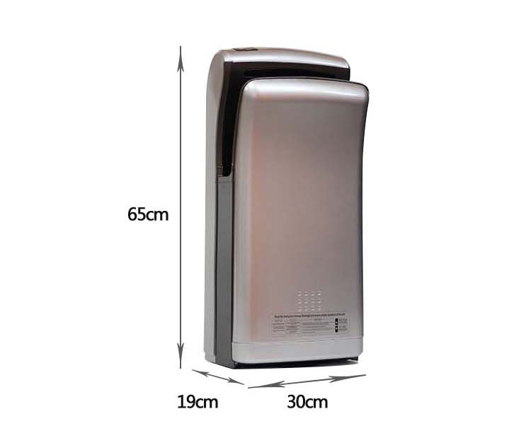 Automatic airblade hand dryer canteen toilet automatic hand dryer