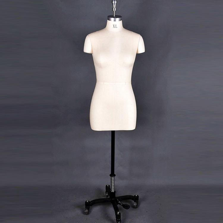Maniquí Femenino Ajustable Sastre Dummies Dressmaker Maniqui Busto soporte de exhibición