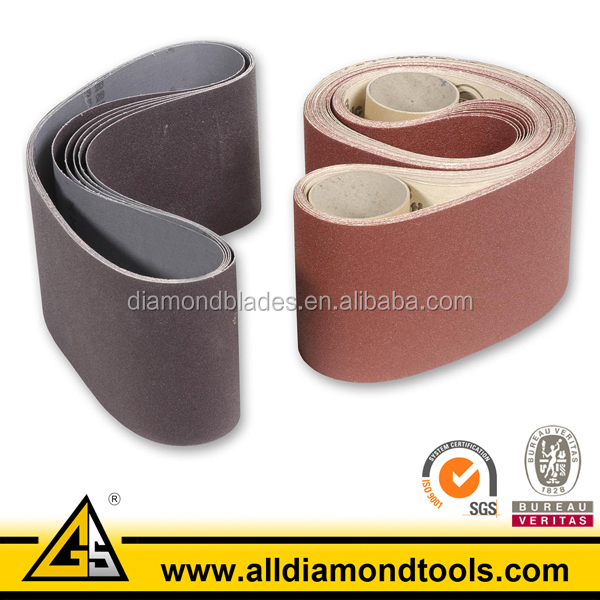 Sanding Abrasive Belt for Grinding Machines