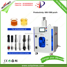 Hot cbd thick oil filling machine capsule filling machine automatic filling machine