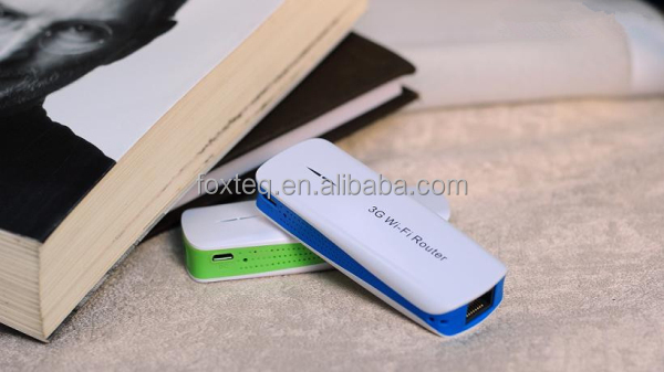 New arrival mobile portable multifunctional mini wireless power bank battary charger 3g wifi router