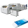 Office Copy Paper Making Machine Automatic High Speed A4/A3 Paper Roll To Sheets Cutting Machine (One Roll Feeding)